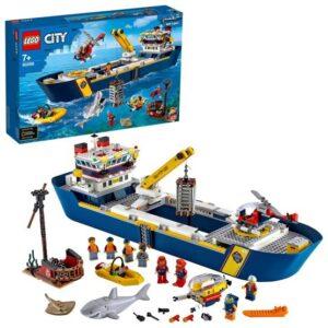 LEGO City Oceans 60266, Hav – utforskarskepp