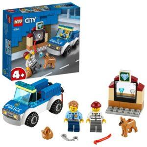 LEGO City Police 60241, Polisens hundenhet
