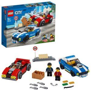 LEGO City Police 60242, Motorvägsarrestering