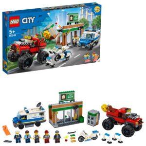 LEGO City Police 60245, Monstertruckskupp