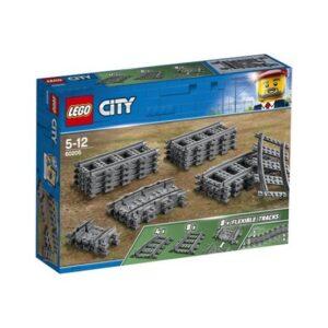 LEGO City Trains 60205, Spår