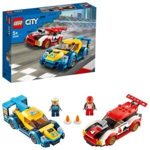 LEGO City Turbo Wheels 60256, Racerbilar