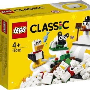 LEGO Classic 11012 Kreativa vita klossar