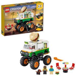 LEGO Creator 31104, Hamburgermonstertruck