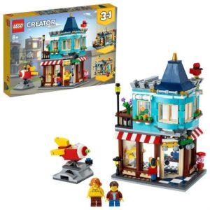 LEGO Creator 31105, Leksaksaffär