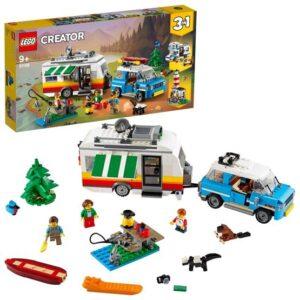 LEGO Creator 31108, Husvagnssemester