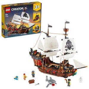 LEGO Creator 31109, Piratskepp