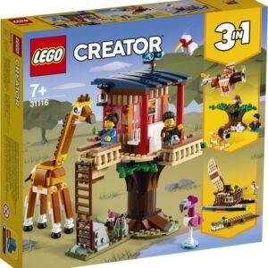 LEGO Creator 31116 Safariträdkoja