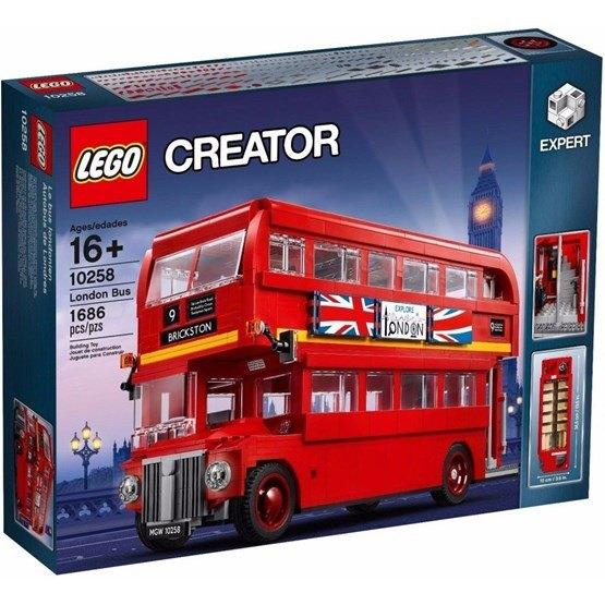 LEGO Creator Expert 10258, Londonbuss