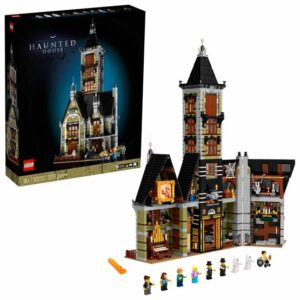 LEGO Creator Expert 10273, Spökhus