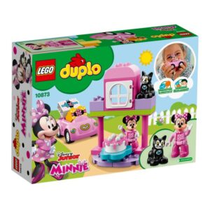 LEGO DUPLO Disney Mimmis födelsedagskalas 10873
