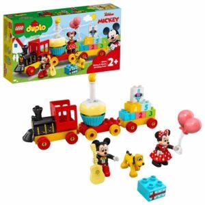 LEGO DUPLO Disney TM 10941, Musse och Mimmis födelsedagståg