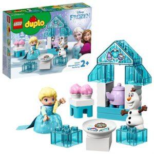 LEGO DUPLO Princess 10920, Elsa och Olofs teparty
