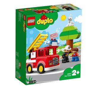 LEGO DUPLO Town 10901 - Brandbil