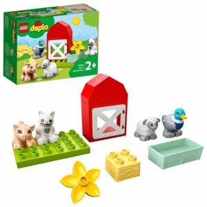 LEGO DUPLO Town 10949, Bondgårdsdjur att sköta om