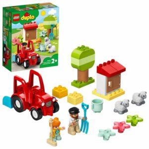 LEGO DUPLO Town 10950, Traktor och djurskötsel