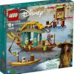 LEGO Disney Princess 43185 Bouns båt