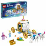 LEGO Disney Princess 43192, Askungens kungliga vagn