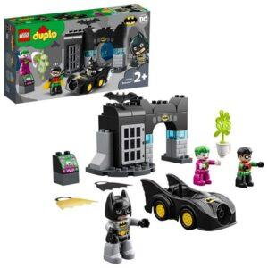 LEGO Duplo LEGO Super Heroes 10919, Batgrottan