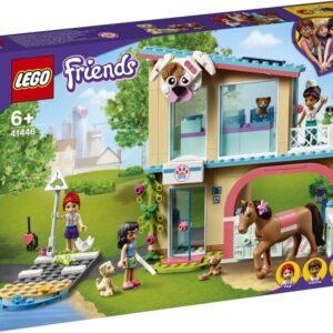 LEGO Friends 41446 Heartlake Citys veterinärklinik