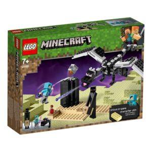 LEGO Minecraft 21151 - End-striden