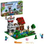 LEGO Minecraft 21161, Skaparlådan 3.0