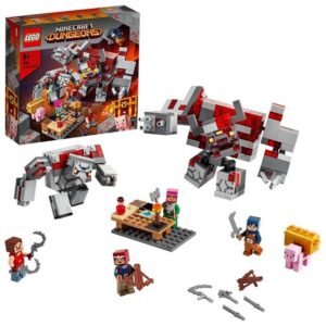 LEGO Minecraft 21163, Rödstensstriden