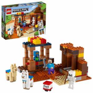 LEGO Minecraft 21167, Handelsposten