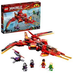 LEGO Ninjago 71704, Kais jaktplan