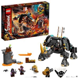 LEGO Ninjago 71719, Zanes minovarelse