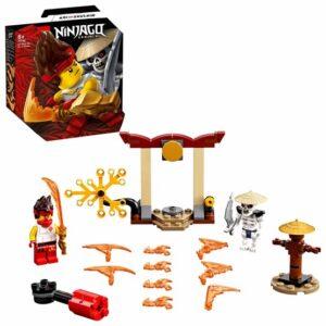 LEGO Ninjago 71730, Episkt stridsset – Kai mot Skulkin