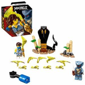 LEGO Ninjago 71732, Episkt stridsset – Jay mot Serpentine