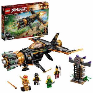 LEGO Ninjago 71736, Stenkanon