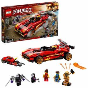 LEGO Ninjago 71737, X-1 Ninjamobil