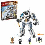 LEGO Ninjago 71738, Zanes titanrobotstrid