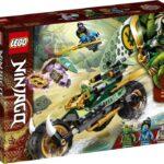 LEGO Ninjago 71745 Lloyds djungelmotorcykel