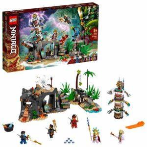 LEGO Ninjago 71747, Väktarnas by