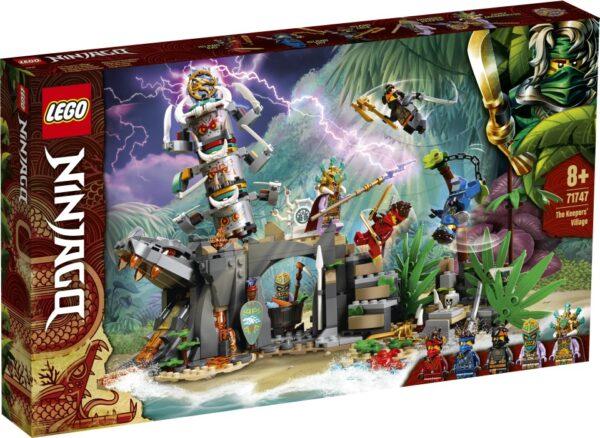 LEGO Ninjago 71747 Väktarnas by
