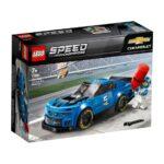 LEGO Speed Champions 75891 - Chevrolet Camaro ZL1 racerbil