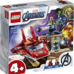 LEGO Super Heroes 76170 Iron Man mot Thanos