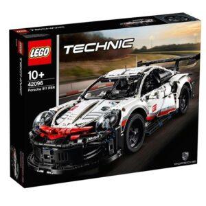 LEGO Technic 42096, Porsche 911 RSR