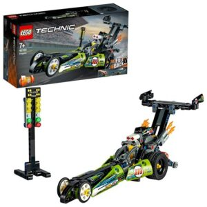 LEGO Technic 42103, Dragster