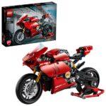 LEGO Technic 42107, Ducati Panigale V4 R