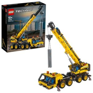 LEGO Technic 42108, Mobilkran