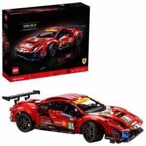 "LEGO Technic 42125, Ferrari 488 GTE ""AF Corse #51"""