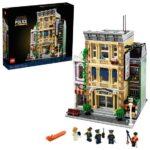LEGO Creator Expert 10278, Polisstation