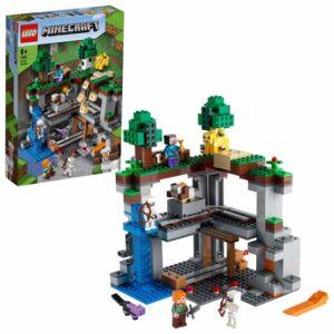 LEGO Minecraft 21169, Det första äventyret