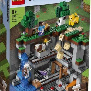LEGO Minecraft 21169 Det första äventyret