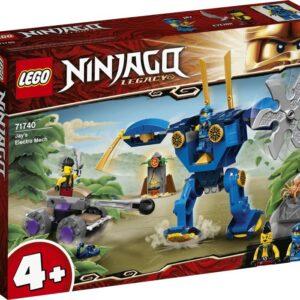 LEGO Ninjago 71740 Jays elektrorobot
