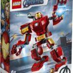 LEGO Super Heroes 76140 Iron Mans robot